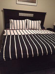 3 piece King bedroom set