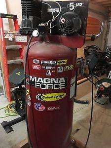 5HP 60 gallon compressor