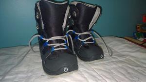 Burton Kids Snowboard Boots - Size US 4