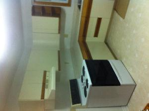 Complete set of Cupboards with counter top