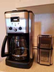 Cuisinart Coffee Maker & Grinder
