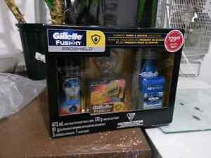 Gillette Fusion Shave & shower kit