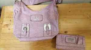 Guess purses with matching wallets