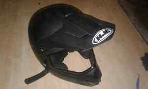 HJC Youth Medium dirt bike helmet