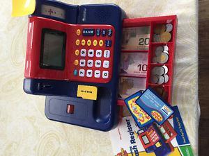 Learning Resources Cash Register