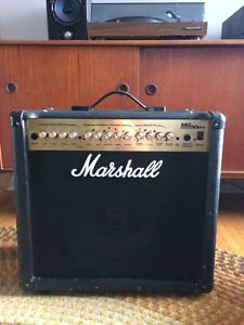 Marshall mg50dfx amplifier