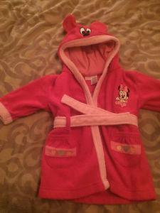 Minnie Mouse house coat. West Kelowna