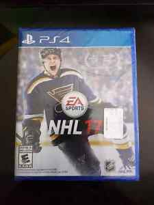 NHL 17 for PS4 *Brand New* *Sealed* West Kelowna