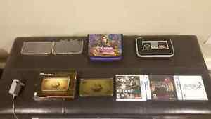 New Nintendo 3ds XL Zelda edition with 12 games