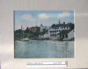 Old Sydney, Cape Breton - Framable Vintage Views