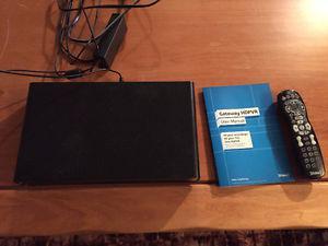 Shaw Gateway 500 HDPVR Cable Box