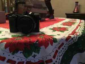 Sony A Mirrorless Camera