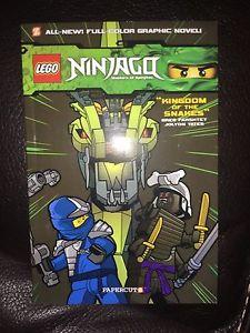 Wanted: Lego Ninjago Comic Book