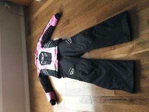 Women's floatation snowmobile suit