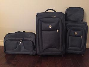 4 piece Travelpro luggage set