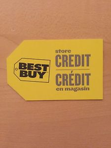 $600 BEST BUY GIFT CARD FOR SALE