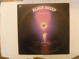 BLACK SHEEP LPs (with Lou Gramm) 2 to choose from
