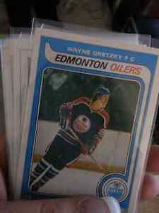 Collection of Hockey cards