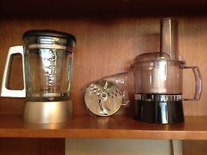 Cuisinart Blender & Food Processor Attachments