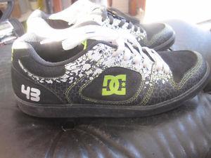 DC Men's Ken Block Union SE Shoes - Size 9.5