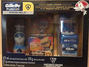 Gillette Fusion Proshield Set