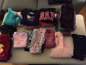 Girls children clothes