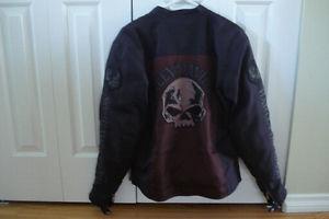 Harley motor cycle jacket