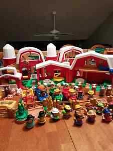 Huge Lot of Little People Toys - On Hold Pending Sale