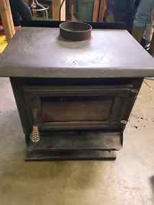 Sale pending - Wood stove for sale