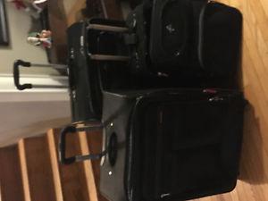 Samsinite 3 piece luggage set