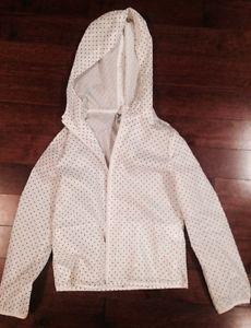 Size 10 - Medium Girls Wind Breaker Jacket Old Navy