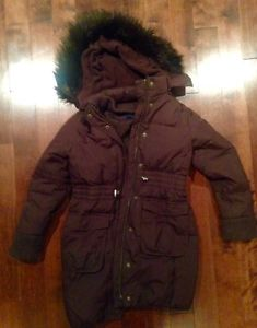 Size XL 12 - Girls GAP Down Winter Coat Jacket