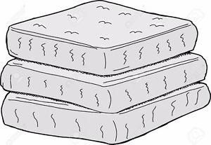 Wanted: Wanted: Queen boxspring and Mattress
