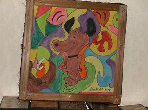 rusty art for sale