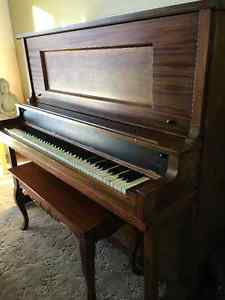 's Gulbransen Upright Piano