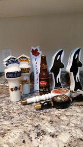 BC. Draught Beer Tap Handles