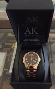 BRAND NEW LADIES WATCH BY '' ANNE KLEIN '' FOR SALE