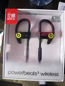 Beats Wireless headphones NEVER OPENED