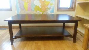 Beautiful solid wood LaZBoy/Kincaid coffee table