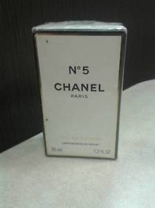 CHANEL PARIS 35ML PERFUME BRAND NEW IN BOX