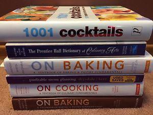 Culinary Arts Textbooks