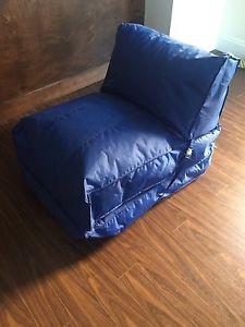Folding Bean Bag Chair