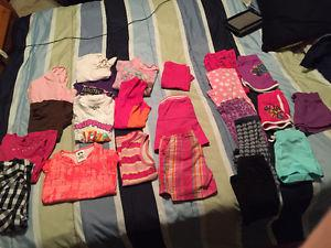 Girls newer size 6ish clothing. $30 for all.