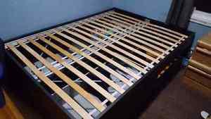 IKEA Brimnes full size bed frame