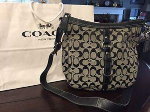Immaculate Condition COACH Crossbody- Reduced Price $70!!
