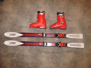 Tyrolia single code Ski Bindings DIN Chart, Powder7