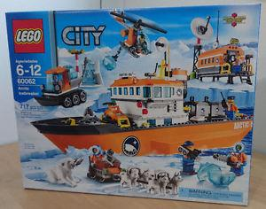 Lego City  Arctic Icebreaker - New, Sealed Box