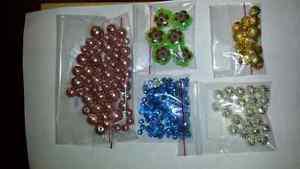 Lot of Jewelry making beads