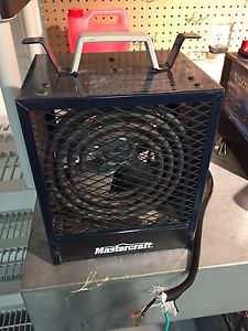 Mastercraft Electric Garage Heater