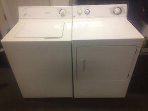 Moffat Washer General Electric Dryer